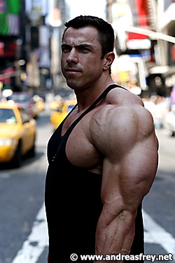 berühmte bodybuilder profi