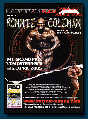 FIBO 2005 Poster