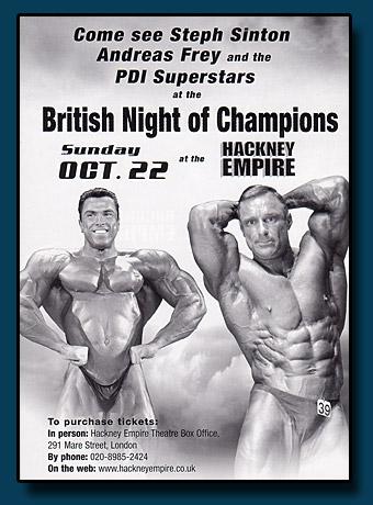 PDI Flyer 2006