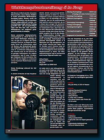 BB-Magazin - Wettkampfvorbereitung a la Frey