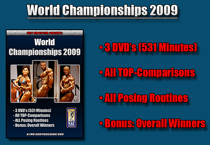 World Championships 2009 - DVD