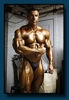 Homepage von Bodybuilding Weltmeister Andreas Frey